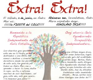 Extra Extra 2016
